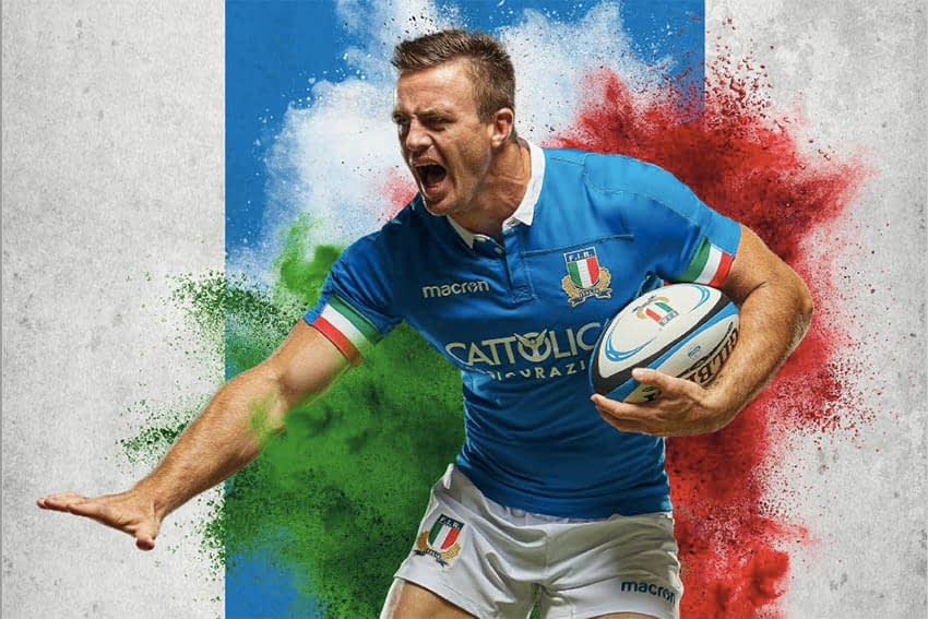 rugby in italia