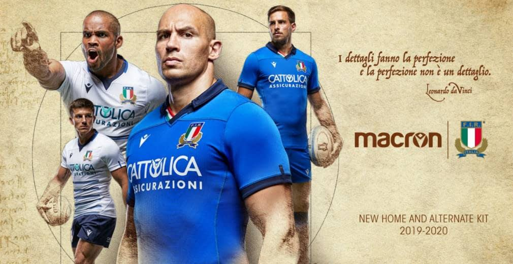 maglietta rugby